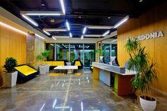 ПРОЕКТЫ > Calzedonia - OfficeNEXT: Офисы нового поколения