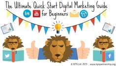 If you're looking for a clear, simple and effective Digital Marketing quick start guide to help achieve your business objectives – you've found it! Check it out here: http://www.knowlton.org.uk/the-ultimate-quick-start-digital-marketing-guide-for-beginners/