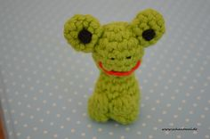 Quaaaaaaaaaaaaaaaaaaaaak und los! Anleitung Fingerpüppchen Frosch Ich habe mit Häkelnadel 4 und Baumwolle in hellem Grün der Stärke 4-5 gehäkelt. Für das Gesicht habe ich einen Rest Schwarz und Rot…