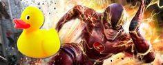 'The Flash': El inesperado y divertido guiño que se ha estado ocultando en la…