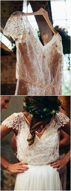 Bohemian wedding dress beach wedding dresses by ainiprom, $188.96 USD