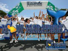 Maui Marathon and Half  -- do you need another reason to go to Hawaii?