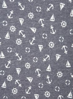 OPEN UP PRINT COSTAL PREP Quirky motifs from the sea inspire jacquard and intarsia patterns. A bright and preppy color palette of blues and greens works well for fish and boating motifs. Intarsia Patterns, Textile Patterns, Print Patterns, Nautical Prints, Nautical Nails, Printable Scrapbook Paper, Baby Scrapbook, Eclectic Fabric, Conversational Prints