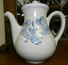 Pfaltzgraff Yorktowne Coffee/Tea Pot by CorisVintageVariety, $34.00