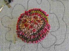 Phoenix rug hooking workshop| primitivespirit