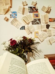 Photo Wall, Frame, Books, Home Decor, Picture Frame, Photograph, Libros, Decoration Home, Room Decor