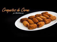 ▶ Receita de Croquetes de Carne - YouTube