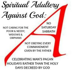Are You in Spiritual adultery? Study to feed your soul & heart & mind &  so then MOVE  in freedoms to magnify the MOVEMENT of the divine Spirit in your precious life today instead of spiritual adultery to Yahweh God undercover as cults & no salvation truths or MOVES.