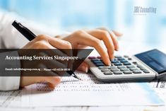 You are right to appoint one of the experienced #accounting #services #Singapore to take care of business' accounting needs. It is the need of time as it frees you from the drudgery of the task.