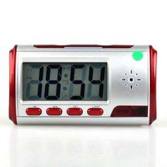 BestDealUSA Motion Detector Alarm Clock Camcorder Camera AVI by BestDealUSA. $27.46