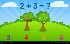 Kids Numbers and Math -#matematicas #android