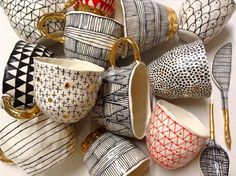 Currently wanting one of everything #ceramic from @suzannesullivanceramics's shop.
