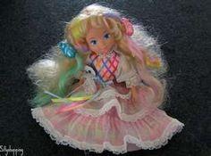 lady lovely locks doll