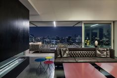 Galería de Colección de arte en un Penthouse / Pitsou Kedem Architects - 19