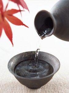 Sake - wichtiges Handelsprodukt der Feuerprovinz