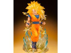 Dragon Ball Super: Figuarts Zero - Super Saiyan 3 Goku - Dragon Ball Dragon Ball Z