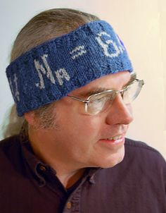 Geek Headbands knitting pattern