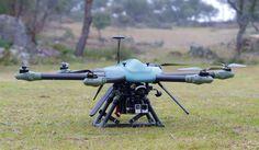 La Liga de Fútbol Americano (NFL, por sus siglas en inglés) ya tiene la autorización para utilizar drones. La finalidad de los aviones no tripulados será...