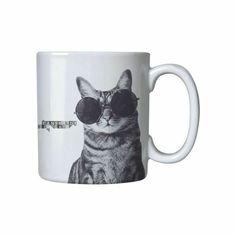 Caneca Óculos - Cansei de Ser Gato