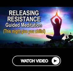 """Law of Attraction RELEASING RESISTANCE Guided Meditation by Jess Shepherd (Pure MOTIVATION!) Follow us for more meditation advice. Follow us for more meditation advice. Law of Attraction Releasing...""""  #meditating #mindfulness #meditation Short Guided Meditation, Meditation Videos, Mindfulness Meditation, Nlp Techniques, Treading Water, Negative Thinking, Public Speaking, Law Of Attraction, Affirmations"""
