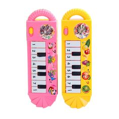 Musical Piano Educational Toy:  Price: $6.99 & FREE Worldwide Shipping.  Visit us and see our 300+ catalog.  We sell toys, materials and costumes with a learning purpose.  Your kids will thank you later!