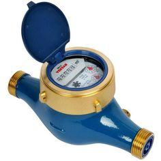 Teksan Ch Q3 Water Meter 2,5 M3/H T50 Dn20 190mm