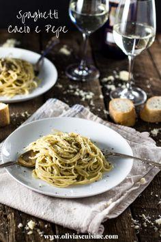 Bavette with Cheese and Pepper: Bavette Cacio e Pepe | Recipe | Mario ...