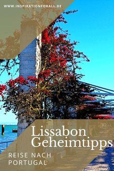 Tipps für eine Reise nach Lissabon in Portugal: Diese Orte in Lissabon kennt nicht jeder.