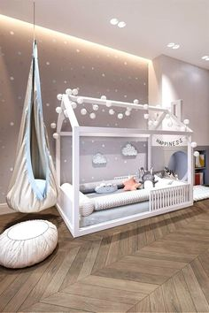 Luxury girl room ideas | Looking for more girl's room inspirations? Check Circu Magical furniture and their exclusive design! Go to: CIRCU.NET