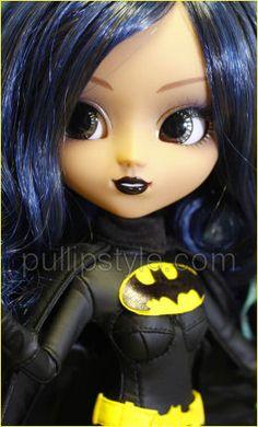 Pullip Wonder Festival Batgirl
