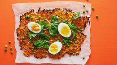 Yllättävän helppo brunssiruoka – isolle porukalle näppärästi