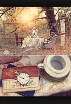 Alice in wonderland prop ideas