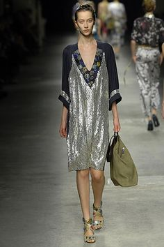 Dries Van Noten Spring 2008 Ready-to-Wear Collection