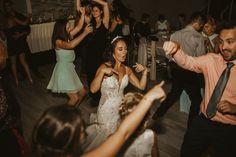 Hype on the dance floor!