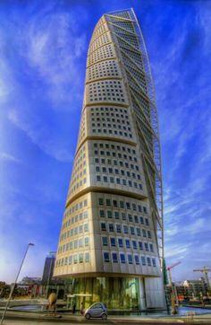 The Tuning Torso by Santiago Calatrava