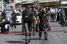 Palestinian Attacker Kills 2 Israelis in Jerusalem