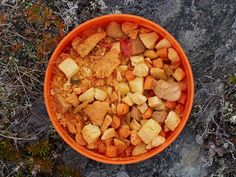 A collection of hiking recipes and backpacking food ideas. Find quick and easy meal recipes for your next trail! Freeze Dried Camping Food, Best Camping Meals, Freeze Drying Food, Hiking Food, Backpacking Food, Freezing Soup, Goulash Soup, No Cook Meals, Soups And Stews