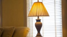 Carefully pack your lamps when moving, so the lights won't get broke and lamp shades stay in tact.