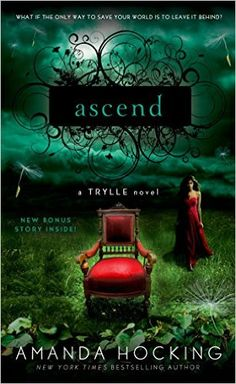 Sandrine picked up Ascend: A Trylle Novel