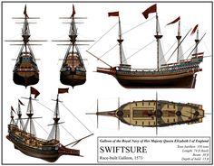 English Ship 'Swiftsure' by DeviantKaled on DeviantArt