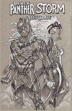 Marcus Williams is creating Artwork + Comics   Patreon