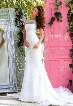 6b4db80bd3b Sherri Hill 50370 Sherri Hill Wedding Dresses