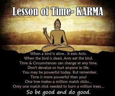 How Can 12 Laws Of Karma Change Your Life - Lesson of Time - Karma