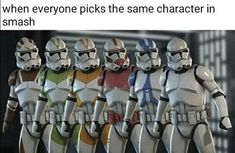 5 Hilarious memes to help you through the day - The Memes Galore Games Memes, Funny Games, Stupid Funny Memes, Funny Relatable Memes, Super Smash Bros Memes, Prequel Memes, Star Wars Jokes, Star Wars Pictures, Star Wars Clone Wars