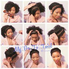 Awe Inspiring 1000 Images About Natural Do School On Pinterest Natural Hair Short Hairstyles For Black Women Fulllsitofus