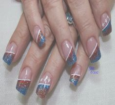 simple and also charming nail styles for newbies - http://coolnaildesignsz.com/cute-and-easy-nail-designs-for-beginners-2/