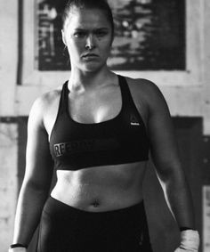 Ronda Rousey Perfect Never, Self-Confidence Lesson | How Ronda Rousey learned to love her imperfections. #refinery29 http://www.refinery29.com/ronda-rousey-perfect-never-confidence-essay