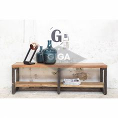 Robuuste+stoere+industriele+tv+meubels+nu+bij+Giga+meubel