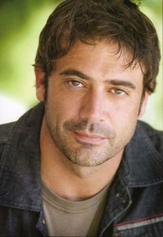 Jeffery Dean Morgan.  He is so hot.  Him and Gerard Butler could come hang out at my house anytime!