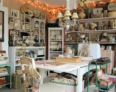 Fabulous craft space!